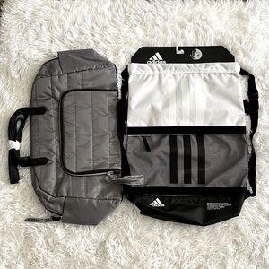NEW Set of 2 Gym/Travel Bag